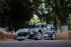 M-Sport working to field three Pumas for 2022 WRC