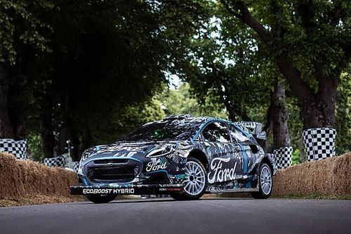 Раллийный Ford нового поколения показали миру. Это не Fiesta