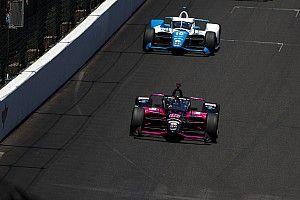Palou roza la gloria de Indy 500 y es líder del campeonato