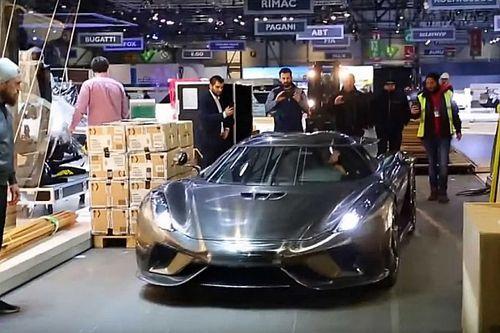 2022-ben visszatér a Genfi Autószalon