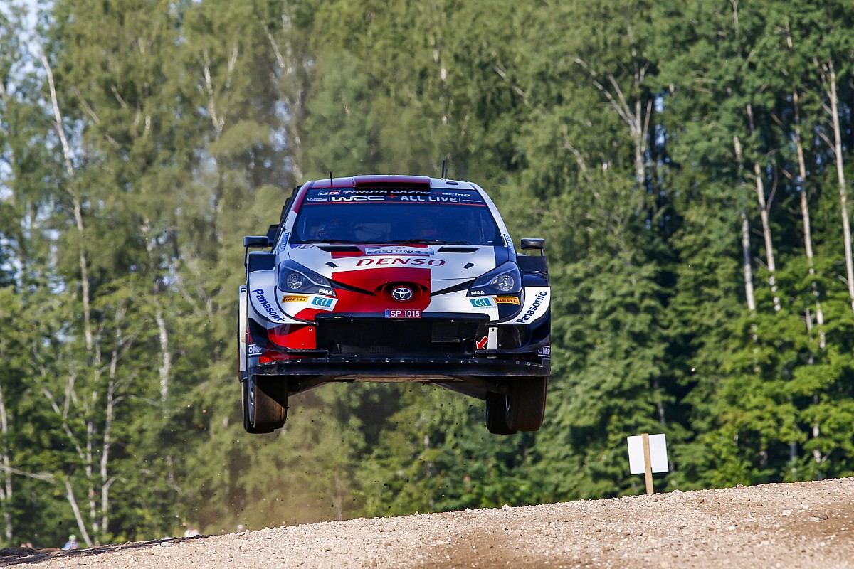 Ogier plans to assist Toyota as a lot as doable with 2022 WRC automotive