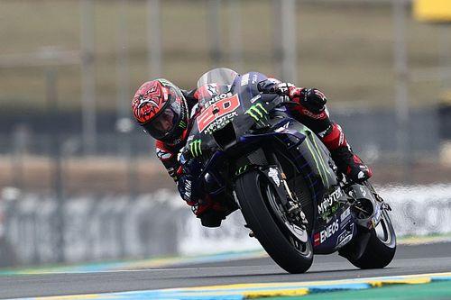 Hasil Kualifikasi MotoGP Prancis: Yamaha Start di Grid 1-2