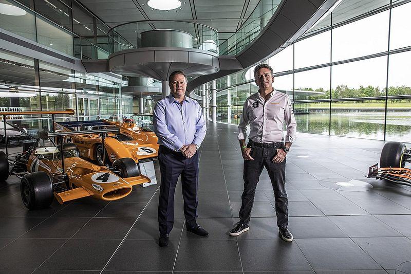 McLaren annuncia l'ingresso in Extreme E a partire dal 2022