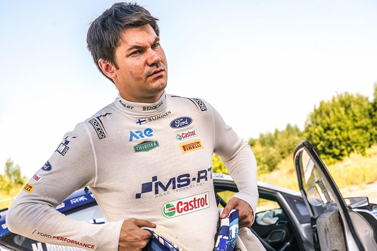 M-Sport refugee Suninen secures Hyundai WRC drive