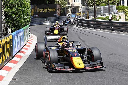 Hasil Sprint Race 2 F2 Monako: Lawson Impresif di Kondisi Basah