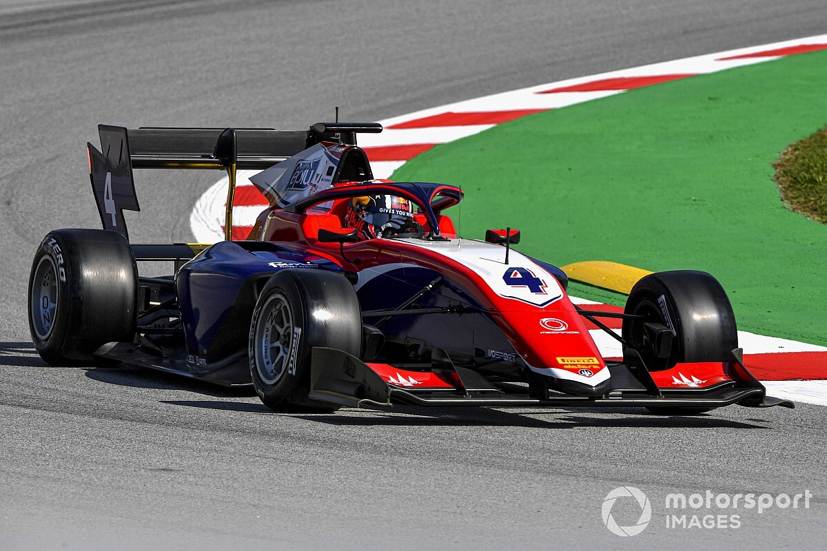 Jerez F3 testi 1. gün: Doohan lider