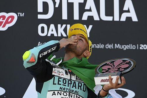 Foggia wint Grand Prix van Italië met sterke eindsprint