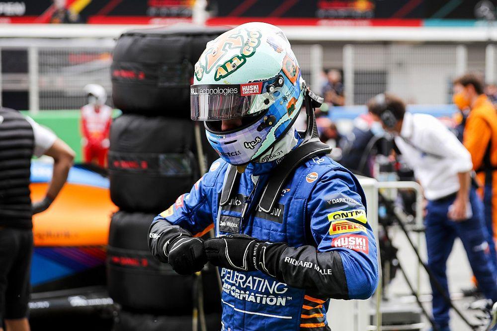 Ricciardo: Nem tenném fel a házamat arra, hogy világbajnok leszek