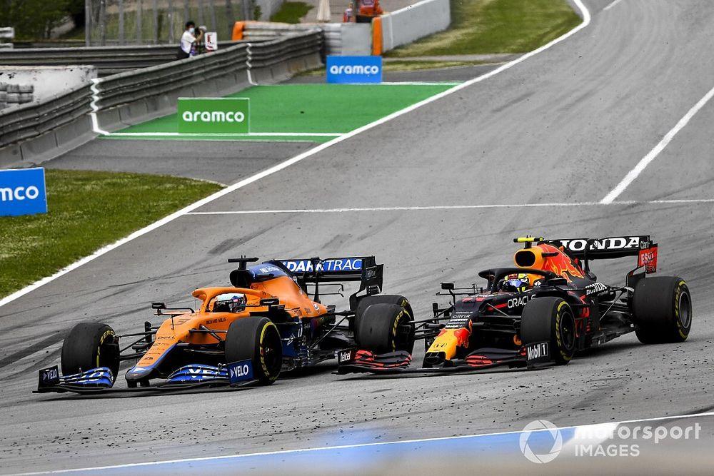 Ricciardo: Nem ez a legjobb formája az élvezeteknek, de jó volt!