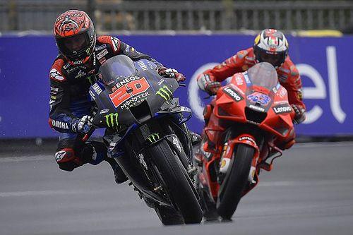 """Quartararo: """"¿Mugello? Ducati también había ganado los últimos años en Qatar"""""""