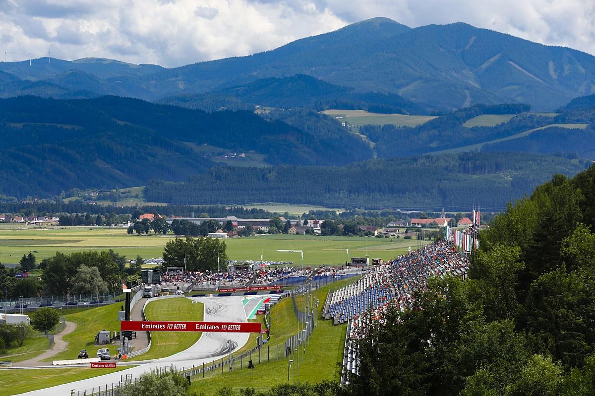 Formule 1 tijdschema: Hoe laat begint de GP van Oostenrijk?