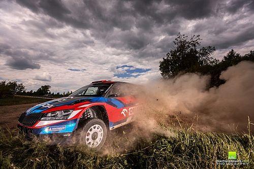 Zacięta rywalizacja w Rally Žemaitija
