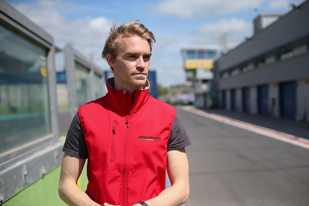 ETCR: Webb è il quarto pilota dell'Alfa Giulia di Romeo Ferraris