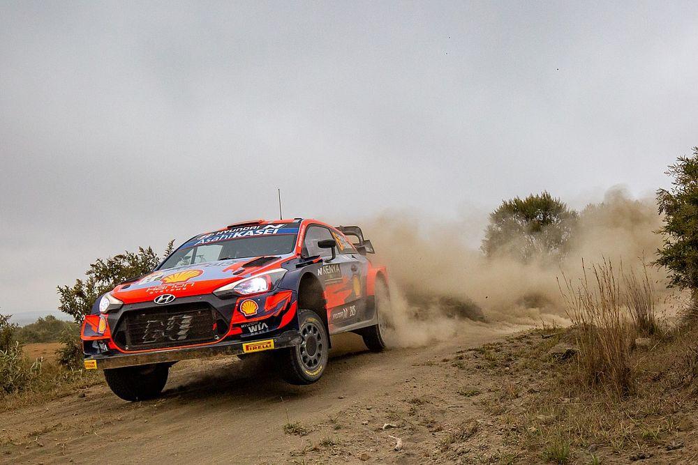 """Sordo estrena copiloto en el WRC: """"Esperamos un buen resultado"""""""