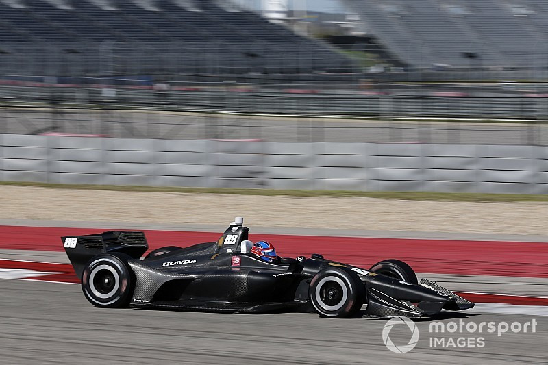 Herta's amazing test pace was real, says top Andretti engineer