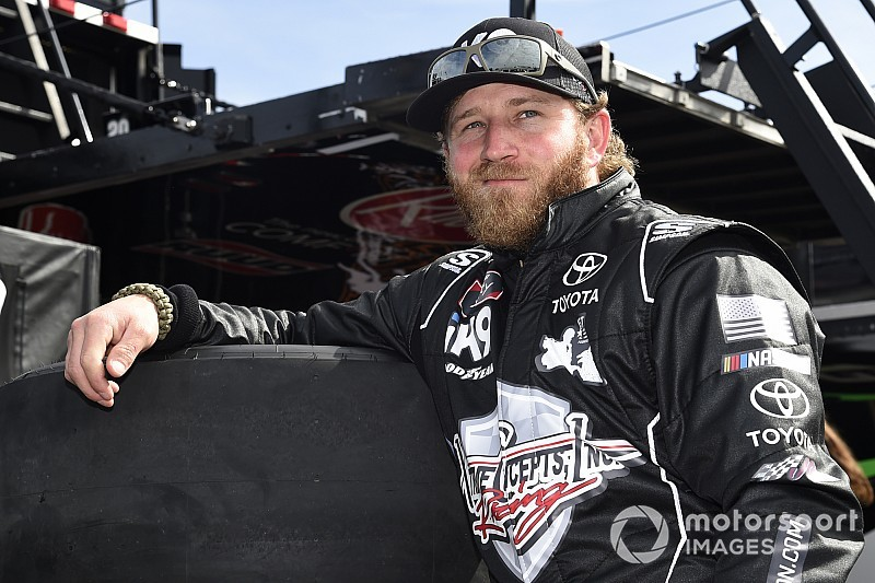 "Jeffrey Earnhardt ready for ""best ever"" chance at NASCAR career"