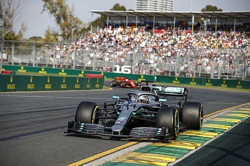 Hamilton a padlólemezzel bajlódott, Bottasnak eszébe sem jutott a csapatutasítás