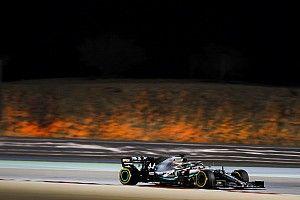 """Hamilton dice que la situación en Bahréin es """"completamente diferente"""" a Australia"""