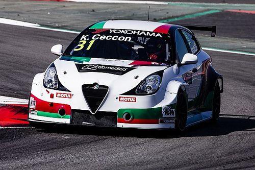 """Ceccon esclusivo: """"Voglio portare l'Alfa Romeo in alto nel WTCR, lo devo ai ragazzi di Romeo Ferraris"""""""