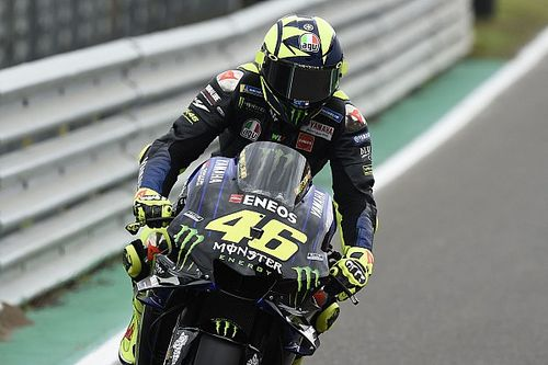 Rossi: Kesan pertama positif