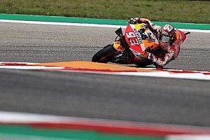 FP4 MotoGP Amerika: Marquez paling kencang