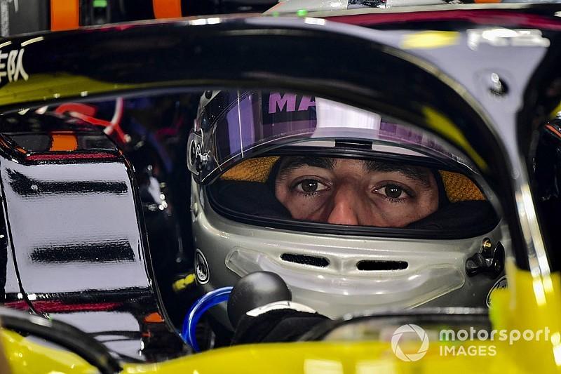 Ricciardo jól bírja a hirtelen kritikákat