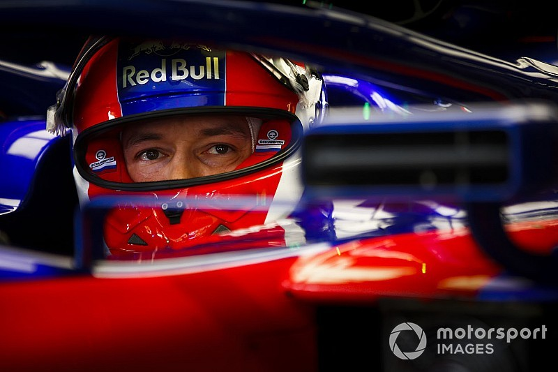 Kvyat: Stewards know Chinese GP penalty was too harsh