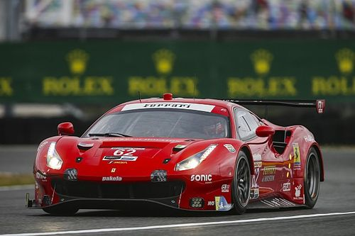 "Risi has ""no chance"" against factory GTLM teams"
