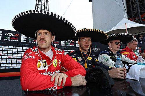 Lo mejor de la Race Of Champions de México, en fotos
