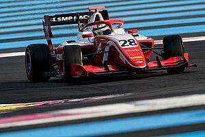F3フランス:レース2はシュバルツマン優勝。角田裕毅は悔しいノーポイント