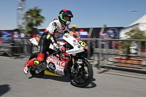 Moto3 Mugello: Suzuki toont potentie op vrijdag