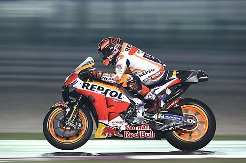 Marquez now ready to fight for podium in Qatar opener