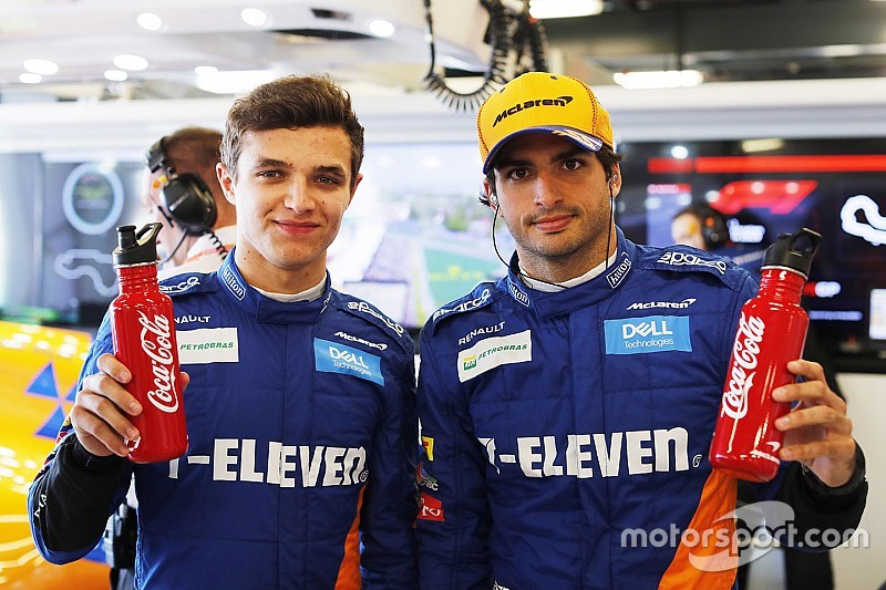 McLaren та Coca-Cola оголосили про нове партнерство в Ф1