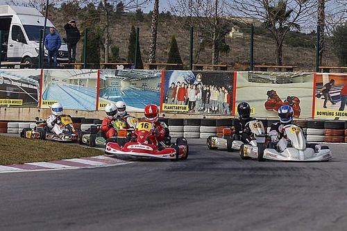 Karting sezonu Tuzla'da başladı!