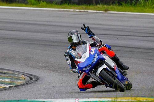 Brasileiro participa de prova preliminar da MotoGP na Argentina