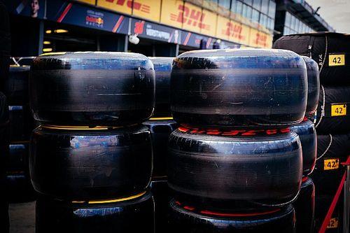 F1: Veja escolha de pneus de pilotos e equipes para o GP da Inglaterra