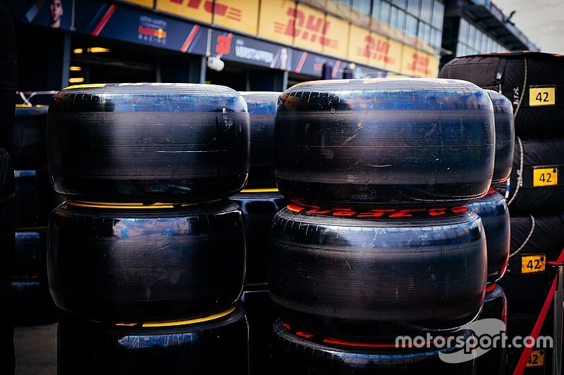 "F1 ""short of tyres"" for four-segment qualifying"
