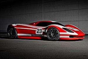 Le moteur Porsche conçu pour la F1 pourrait servir