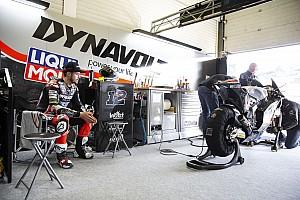 Diaporama : le Suisse Aegerter, Lüthi et Forward Racing aux essais Moto2 à Jerez