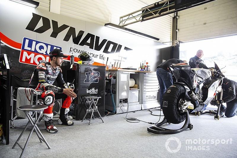 Diaporama : le Suisses Aegerter, Lüthi et Forward Racing aux essais Moto2 à Jerez