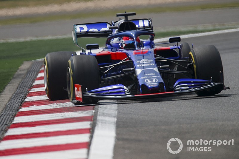 Honda makes first engine change of 2019 F1 season