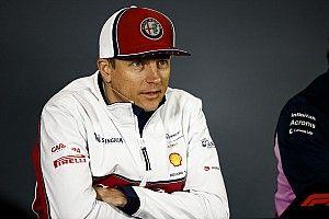 """Räikkönen csütörtöki napja Kínából, képekben: a """"Jégember"""""""