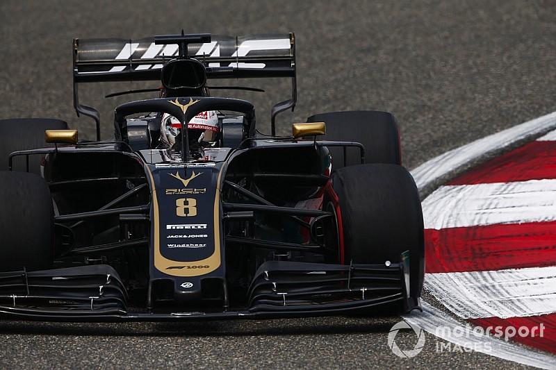 Haas усилит передние крылья после поломки в пятницу