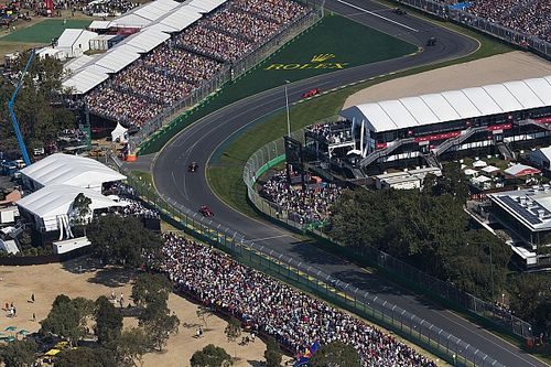GP da Austrália pode sofrer alterações de traçado para 2021