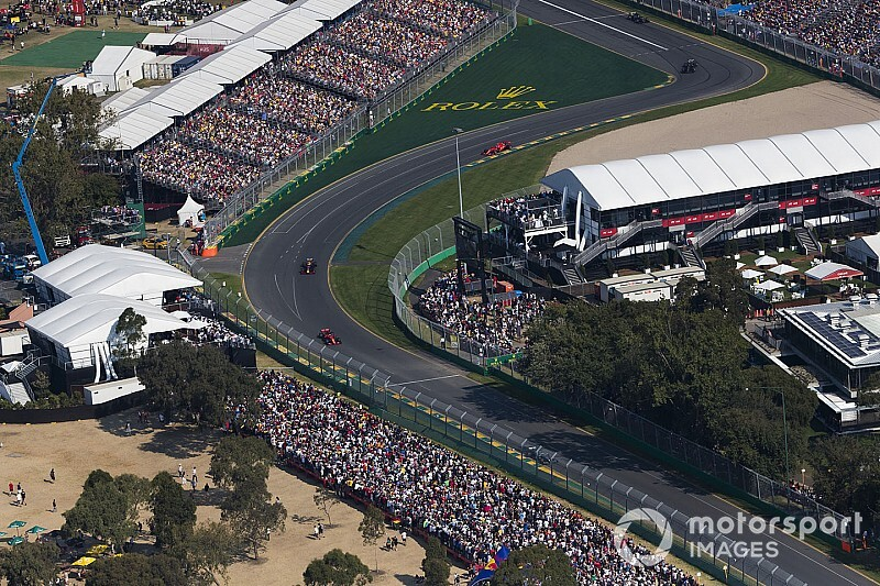 Track changes could happen by 2021 Australian GP