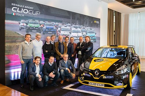 Clio Cup Press League: Motorsport.com torna in lizza nella gara di Monza