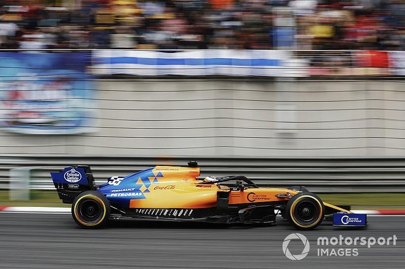 Сайнс опасается, что в Баку McLaren потеряет скорость на прямых