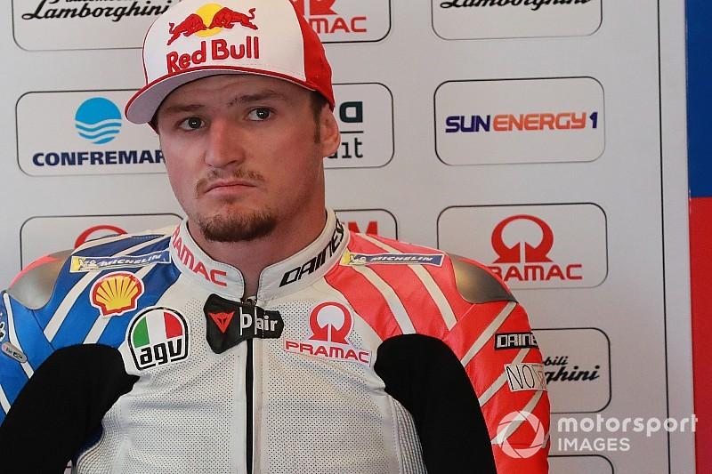 """Miller sur les conditions de piste : """"J'ai bien failli me tuer"""""""