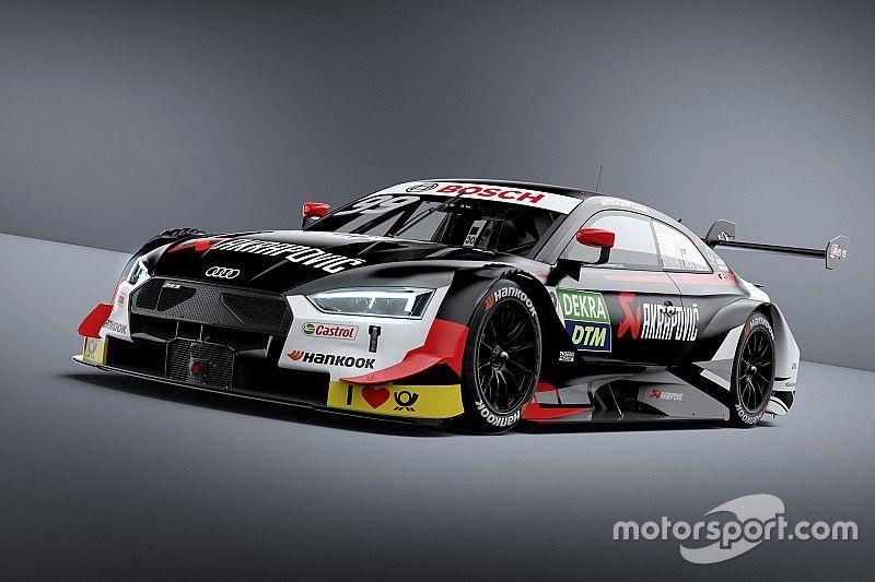 Fotos: las decoraciones de Audi para el DTM 2019