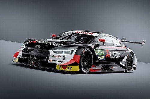 Audi показала все раскраски машин DTM нового сезона